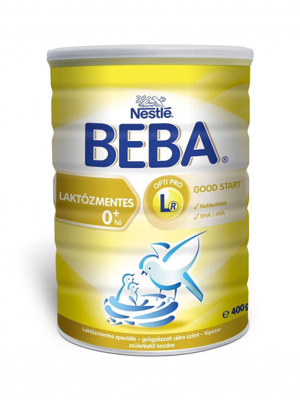 Nestlé Beba packshot