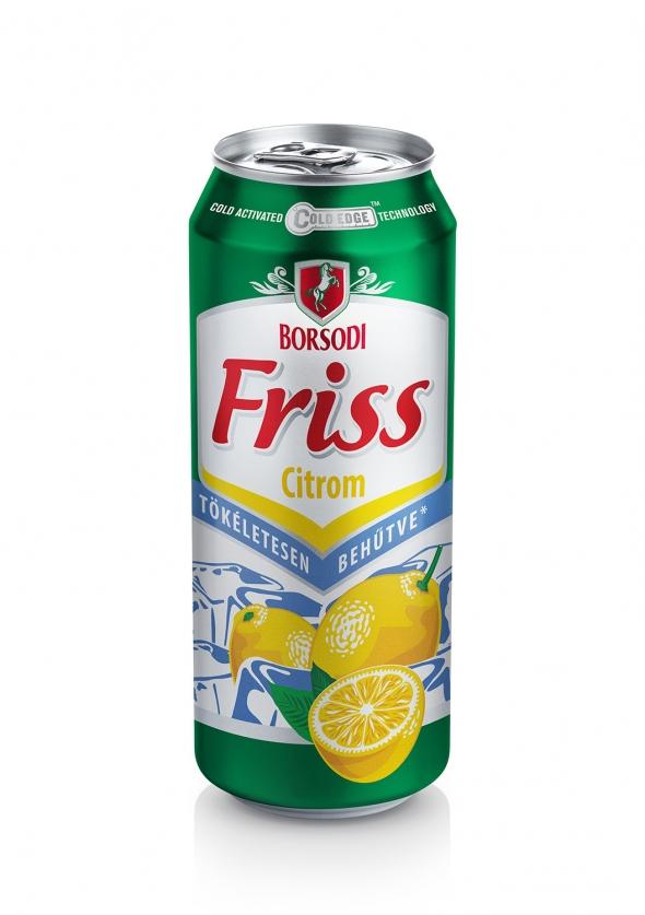 Borsodi Friss Citrom