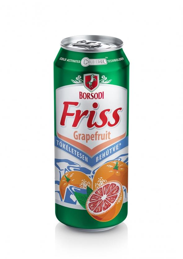 Borsodi Friss Grapefruit