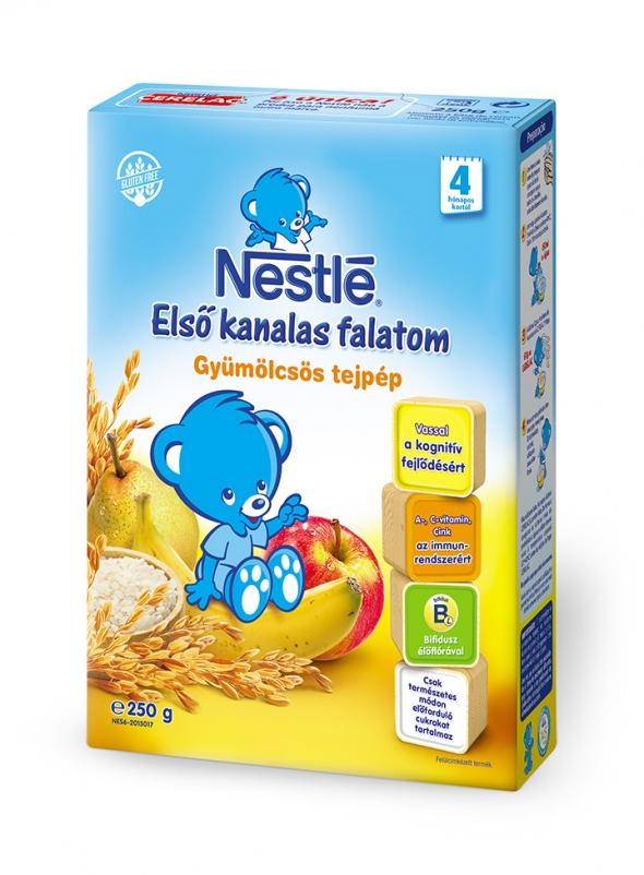 Nestlé csomagolástervezés