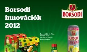 Borsodi innovációs hirdetés tervezés