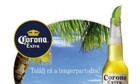 Corona Extra wobbler