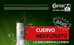 Jose Cuervo plakát tervezés