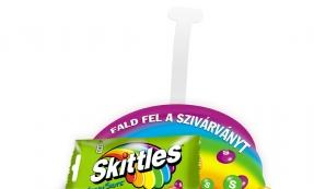 Skittles wobbler tervezés